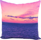 "Sunset Decorative Pillow, 16"" x 16"", Made in the USA"
