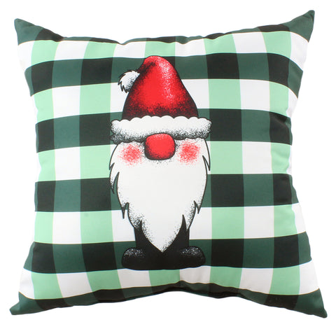 Santa Gnome Pillow