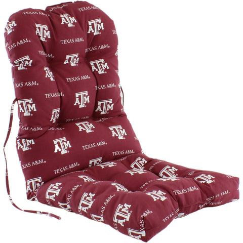 Texas A&M Aggies Adirondack Cushion