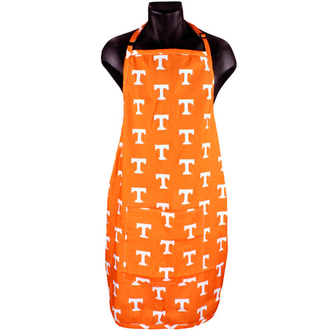 "Tennessee Volunteers Grilling Tailgating Apron with 9"" Pocket, Adjustable"