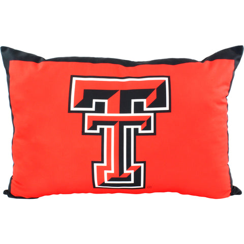 "Texas Tech Red Raiders Fully Stuffed 28"" Big Logo Pillow"