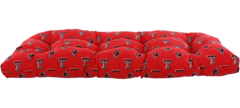 Texas Tech Red Raiders Settee Cushion