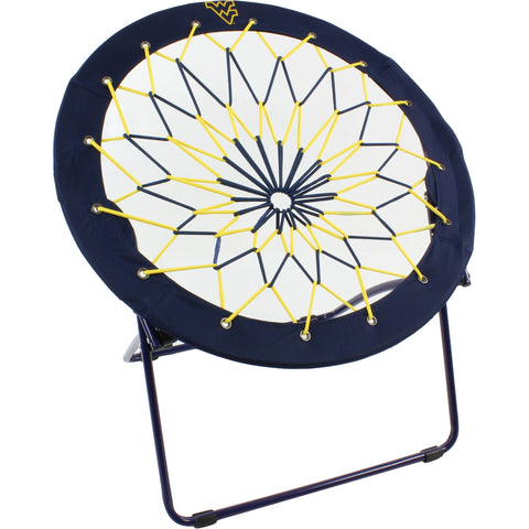 West Virginia Mountaineers Bunjo Chair
