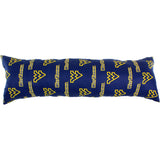 West Virginia Mountaineers Body Pillow