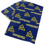 West Virginia Mountaineers Body Pillow Pillowcase