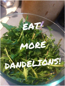 How To Eat More Dandelions