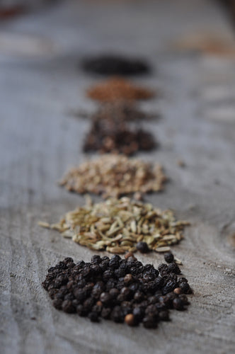 Hindustani Chai Black Tea and Spice Blend