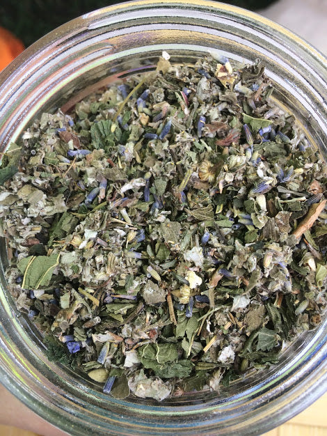 Paradigm Shift, Reiki Infused Herbal Tea Blend