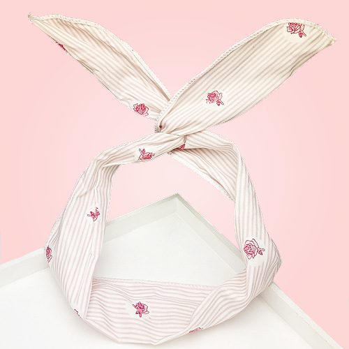 Matira - Wired Bunny Ear Turban