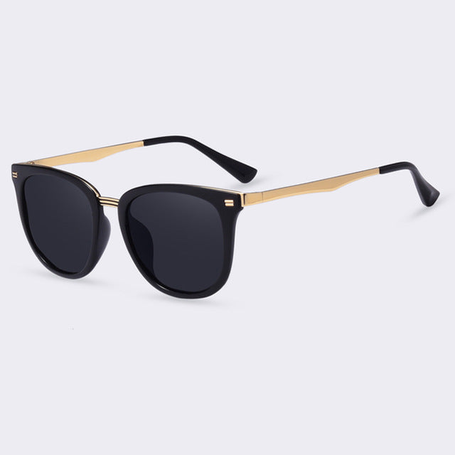 Weligama - Vintage Style Sunglasses with Alloy Frame