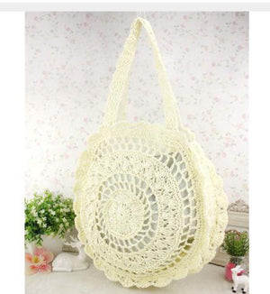 Granara - Knitted Rattan Bag