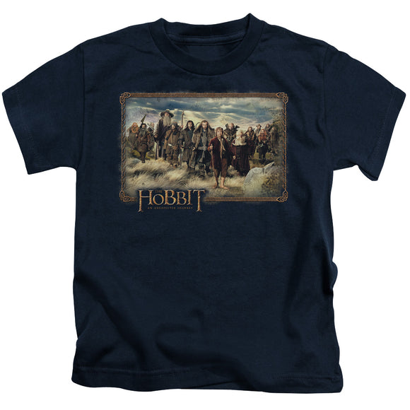 The Hobbit - Hobbit & Company Short Sleeve Juvenile