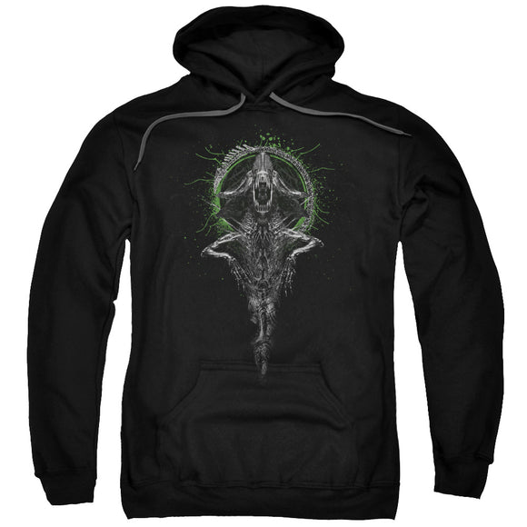 Alien - Monarch Adult Pull Over Hoodie
