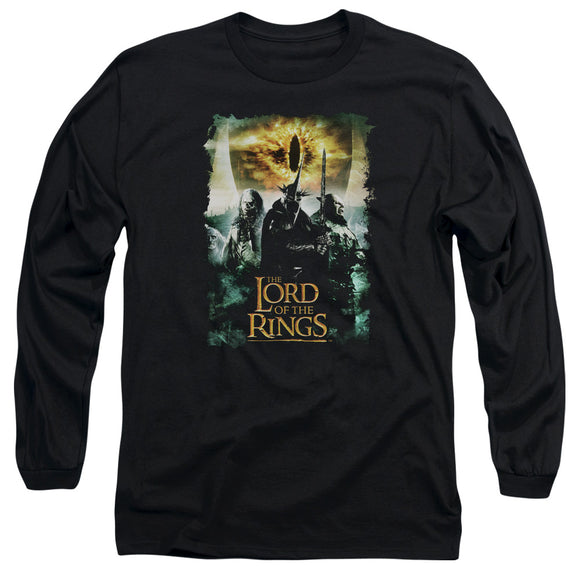 Lord Of The Rings - Villain Group Long Sleeve Adult