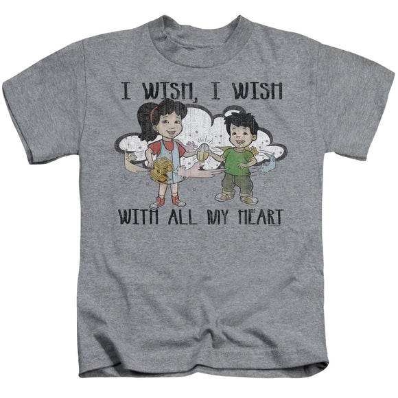 Dragon Tales - I Wish With All My Heart Short Sleeve Juvenile