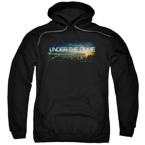 Under The Dome - Dome Key Art Adult Pull Over Hoodie