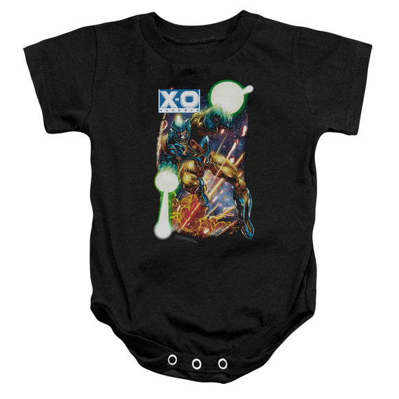 Xo Manowar - Vintage Xo Infant Snapsuit
