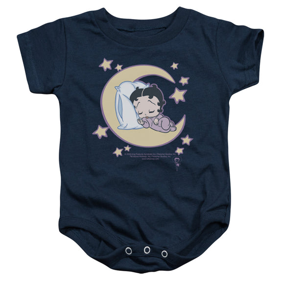 Betty Boop - Sleepy Time Infant Snapsuit