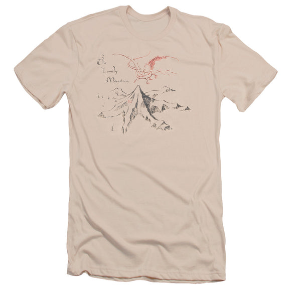 The Hobbit - Lonely Mountain Short Sleeve Adult