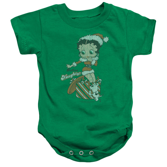 Betty Boop - Define Naughty Infant Snapsuit