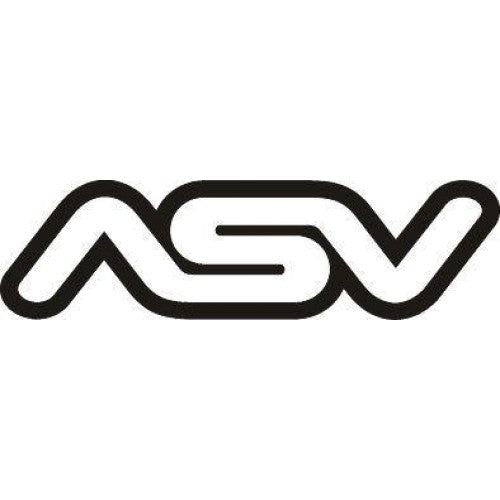 ASV Off Road Brake & Clutch Levers Logo