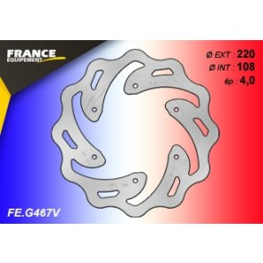 FE Brake Discs - GasGas - The Brake King