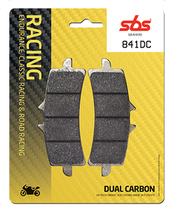 Ducati SBS Brake Pads DC Compounds - The Brake King