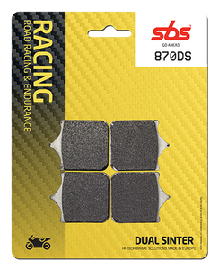 Ducati SBS Brake Pads DS Compounds - The Brake King