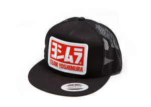 Yoshimura Team Snapback Trucker Hat - The Brake King