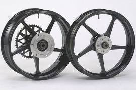 Galespeed Type C Wheels - The Brake King