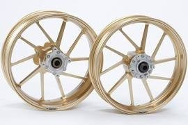 Galespeed Type R Wheels - The Brake King
