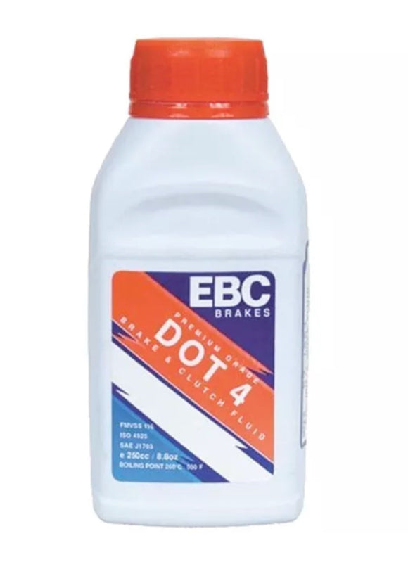 EBC Brake Fluid - The Brake King