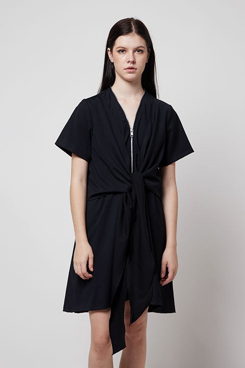Melrose Dress with Sleeves - Saint York
