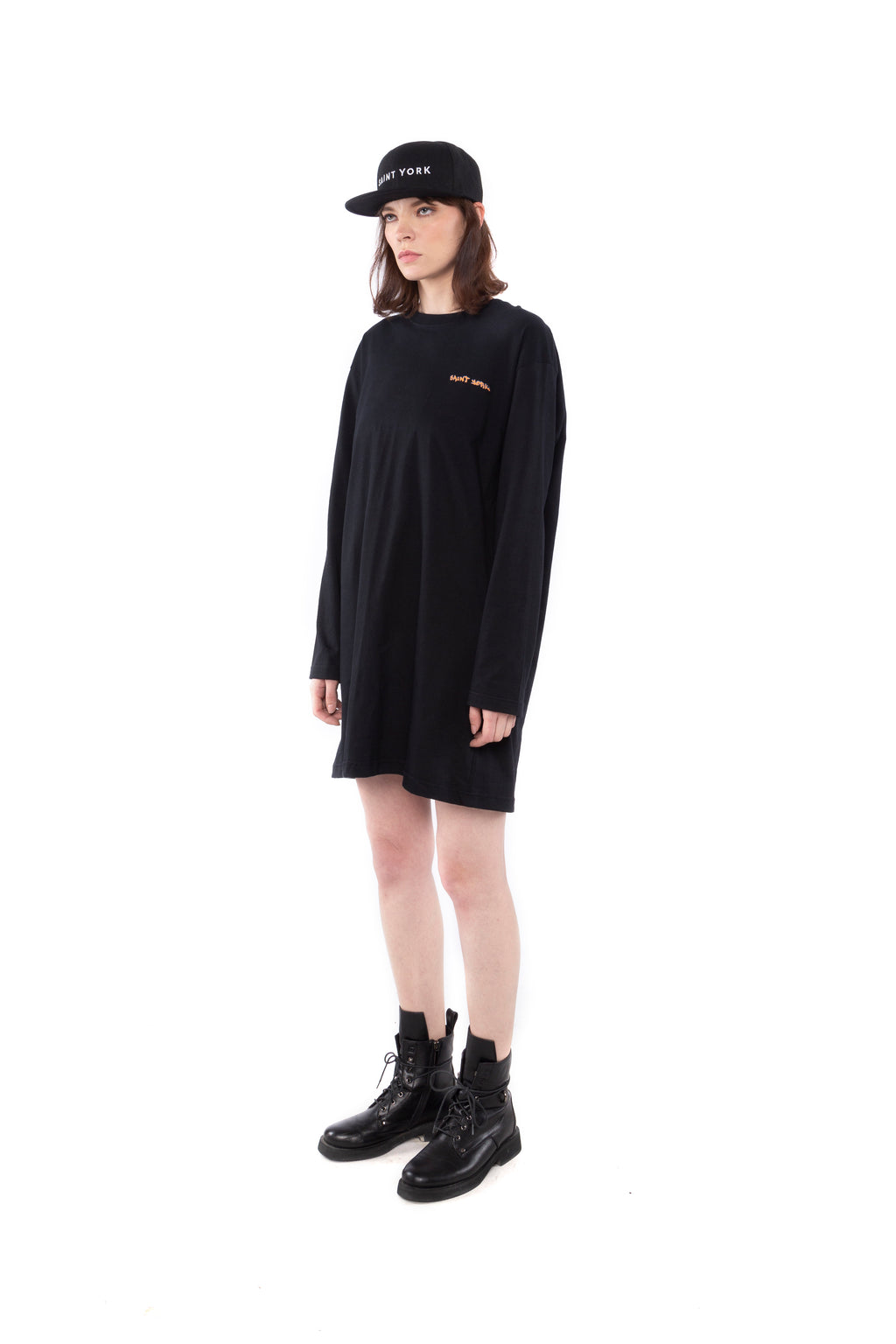 Parkmerced Longsleeve T-shirt Dress