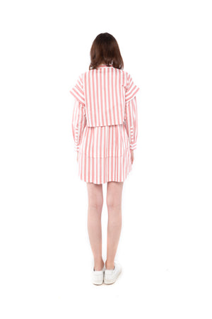 Noe Valley Dress (Pink) - Saint York