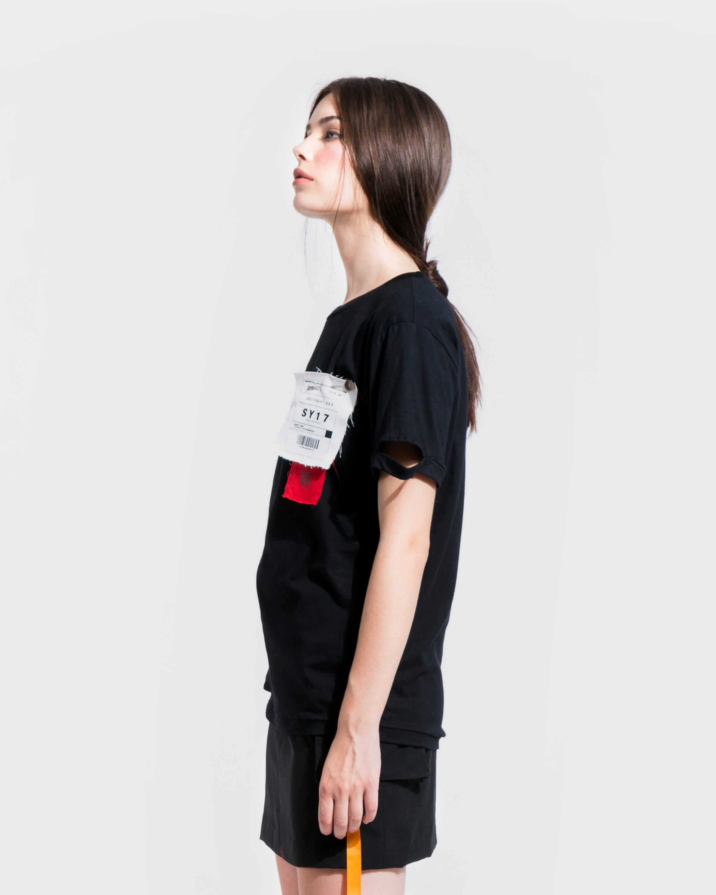 SoHo T-shirt (Black) - Saint York