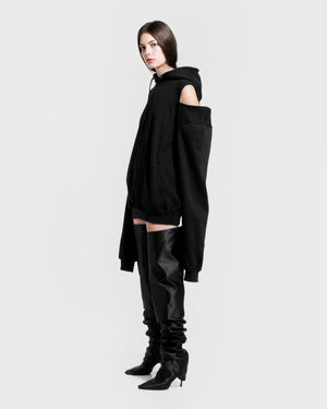 Jones Hoodie (Black) - Saint York