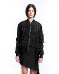St. Marks Bomber (Black) - Saint York