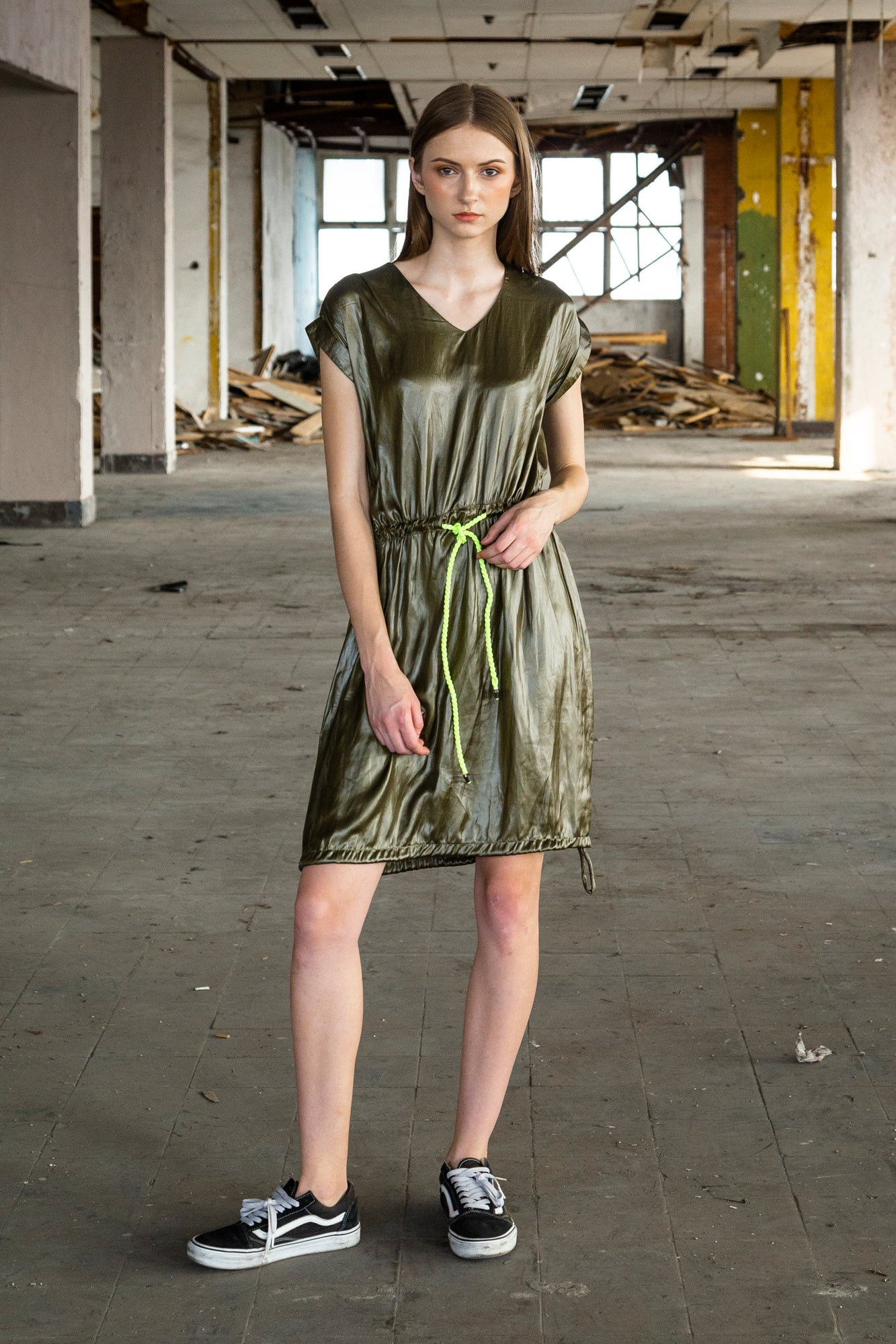 Greene Dress - Saint York