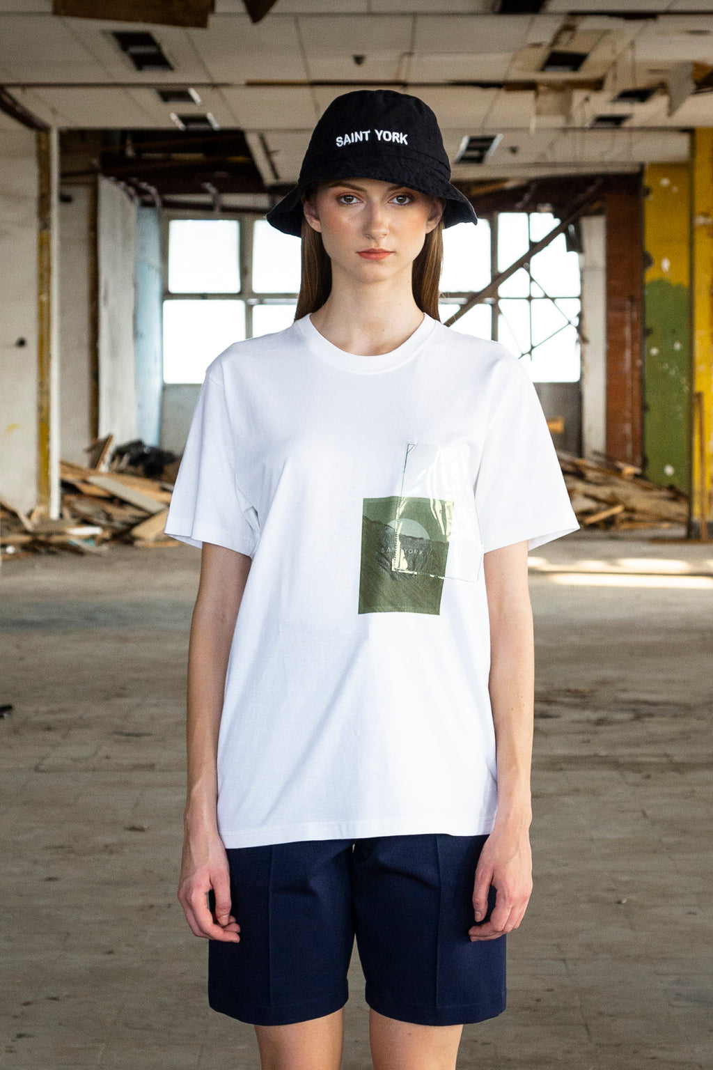 Brighton T-shirt - Saint York
