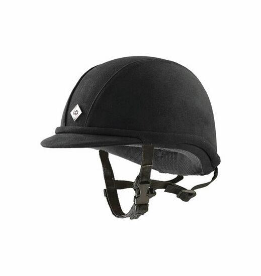 Charles Owen JR8 Helmet - Black