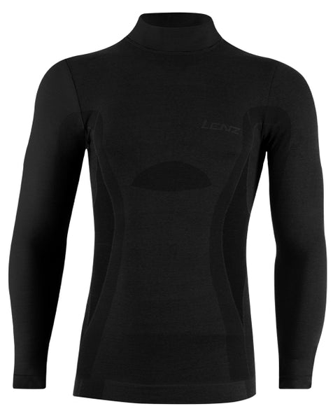 Longsleeve Men Merino 6.0 Turtle Neck