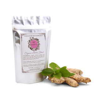BE HAPPY! Organic Bulk Herbal Blend
