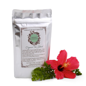 MEMORY STRENGTH Organic Herbal Tea Bags