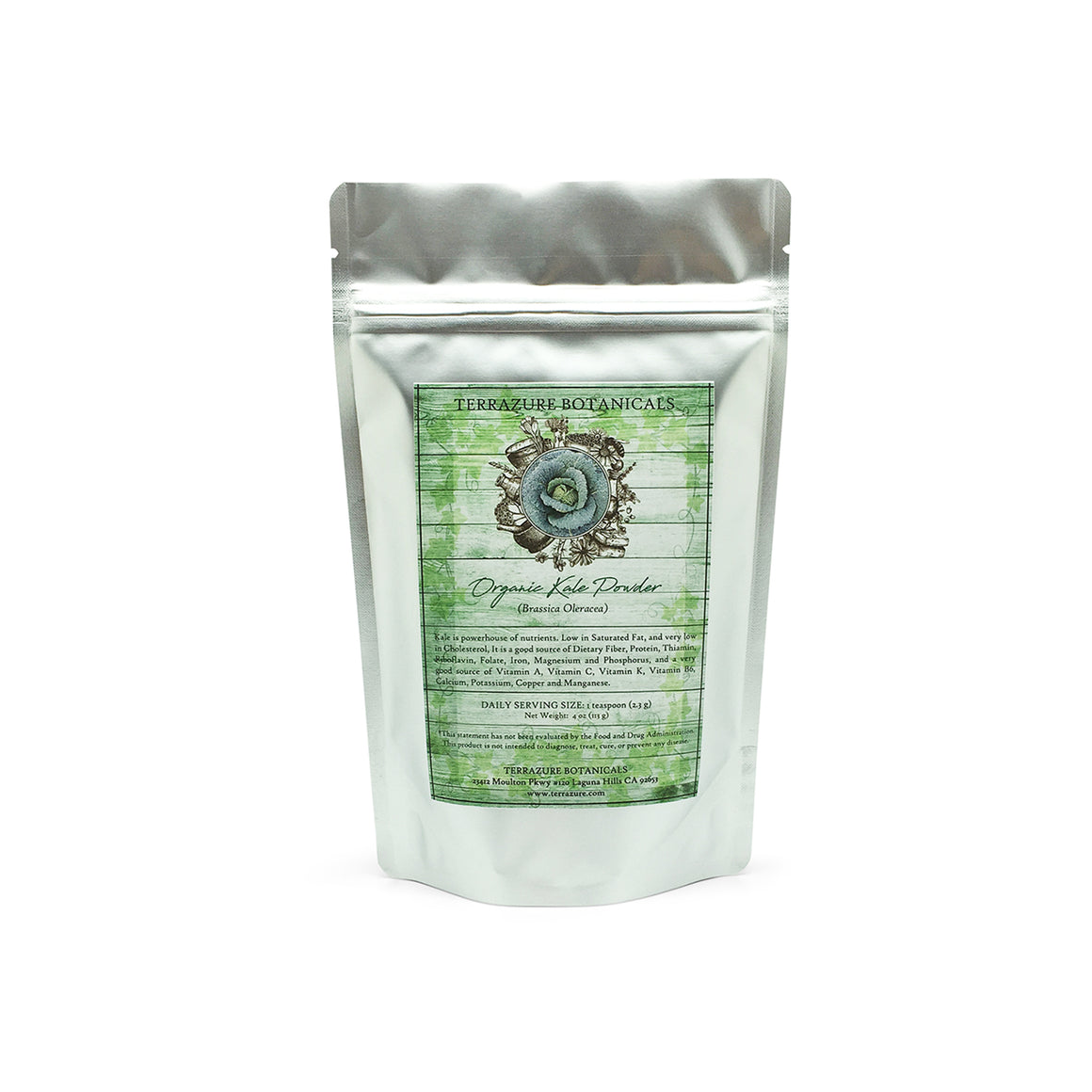 KALE Organic Powder