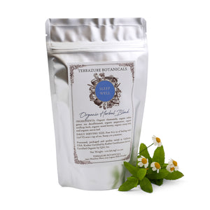 SLEEP WELL Organic Bulk Herbal Blend