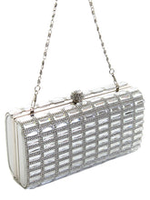 Load image into Gallery viewer, Rhinestone Evening Bag/Clutch, 2 Colors - Thompsons Vintage Treasures