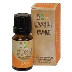 Orange Essential Oil - Thompsons Vintage Treasures