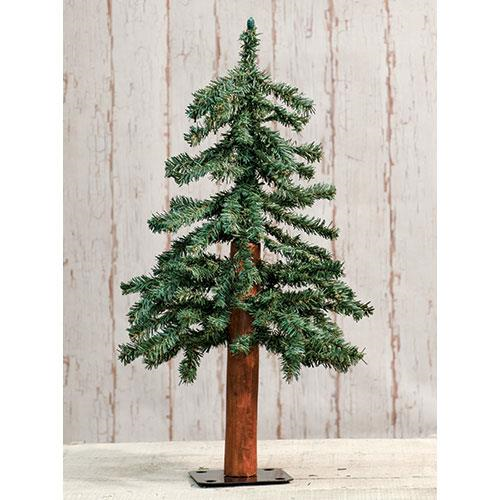 Alpine Tree, 3 Ft. - Thompsons Vintage Treasures