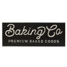 Load image into Gallery viewer, Baking Co Sign - Thompsons Vintage Treasures